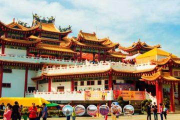 雪隆海南会馆 ( 吉隆坡天后宫 )